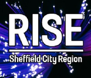 RISE Sheffield City Region Logo